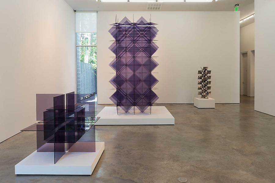 Francisco Sobrino, Structure & Transformation, Installation view, 2014.