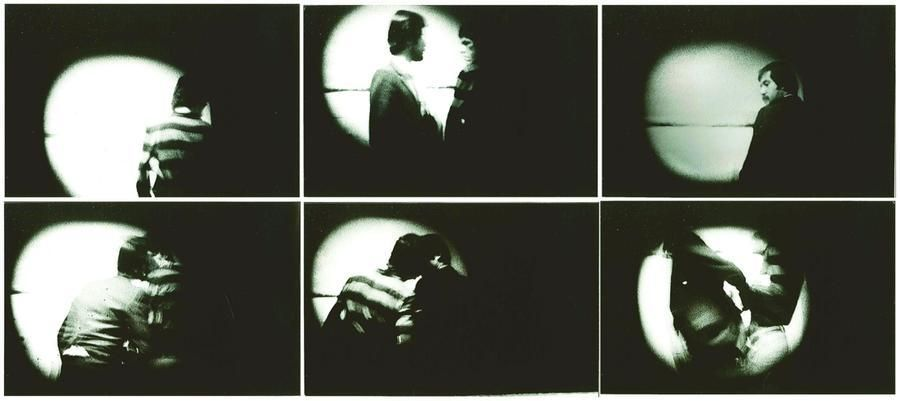 Miguel Ángel Rojas, Serie Faenza: Sobre Porcelana, 1979, printed c.1980. Six vintage silver gelatin prints, 27 1/2 x 19 2/3 in. / 50 x 70 cm. (each)