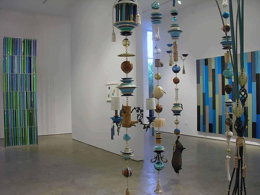 Thomas Glassford, Sicardi Gallery installation view, 2008