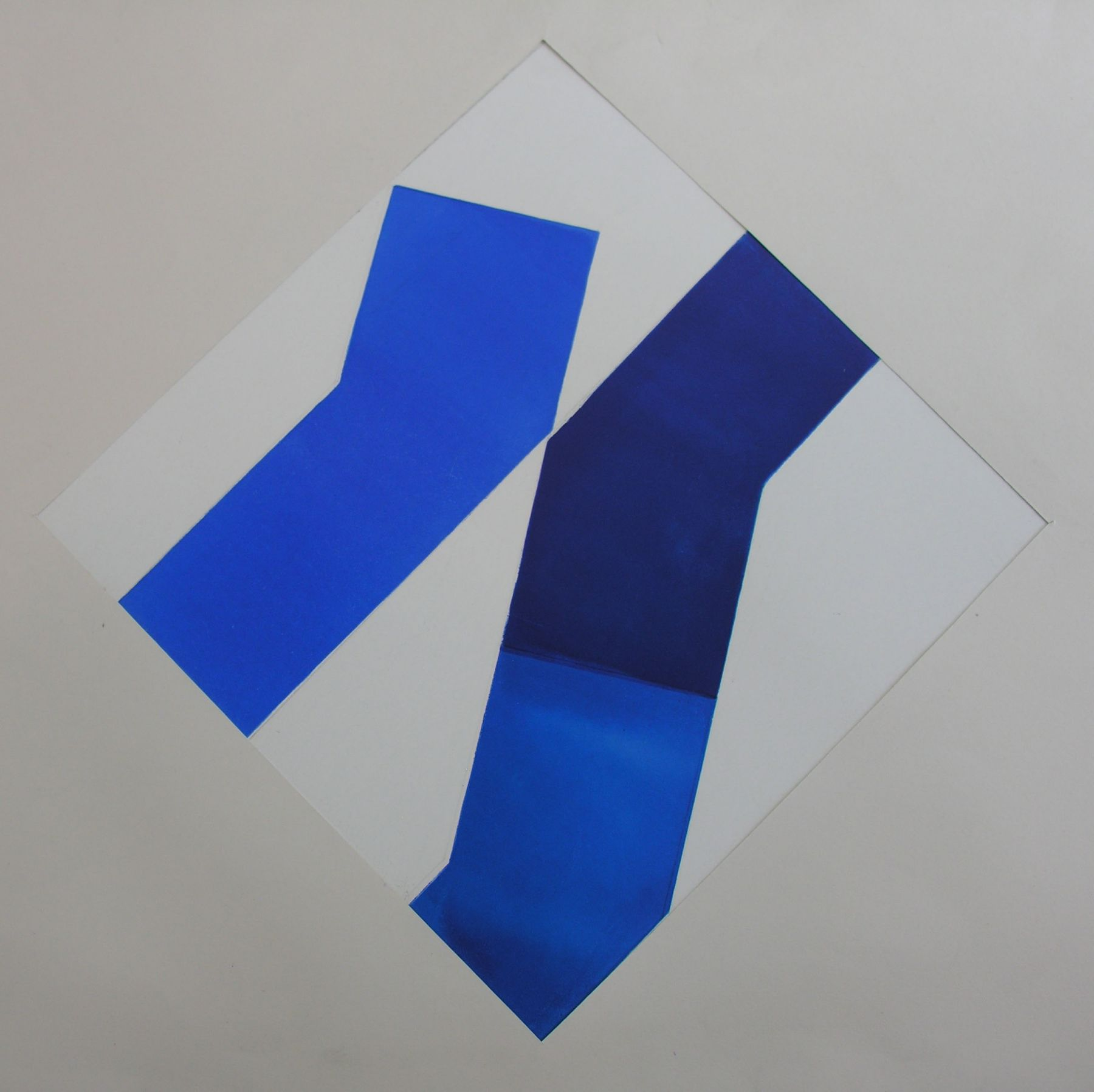 Manuel Espinosa,Untitled, 1974,Lithographic ink on paper,14 5/8 x 21 7/8 in. (37.3 x 55.5 cm.)