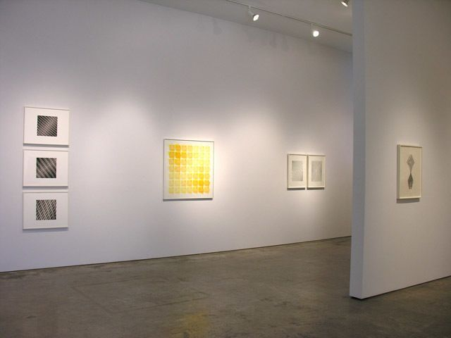 Manuel Espinosa, Sicardi Gallery installation view, 2010