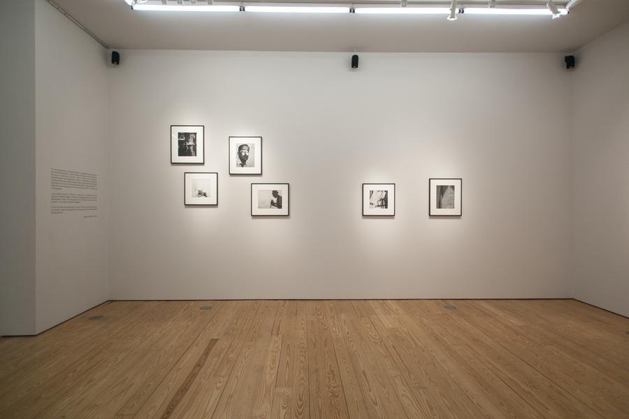 Geraldo de Barros, Off Center, Installation view, 2016.