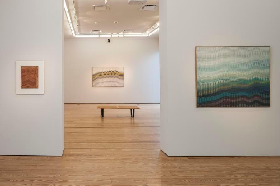 Abraham Palatnik: Progression, Sicardi Gallery, 2017