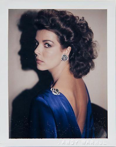 Princess Caroline of Monaco.