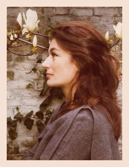 Anouk Aimee. 1975, 4.5 x 3.25 inch unique vintage Kodak print