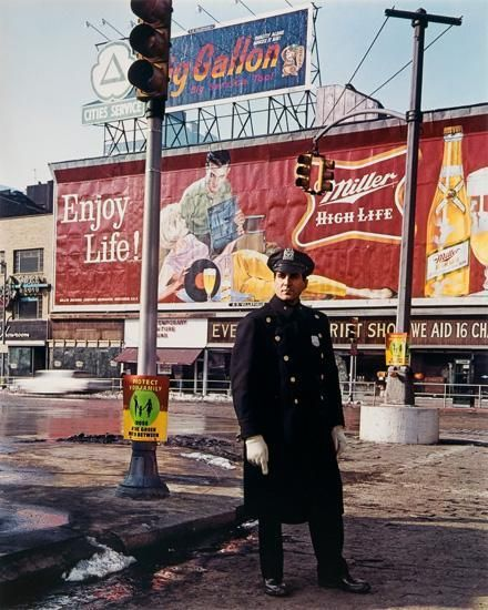 59th St., New York, 1964.
