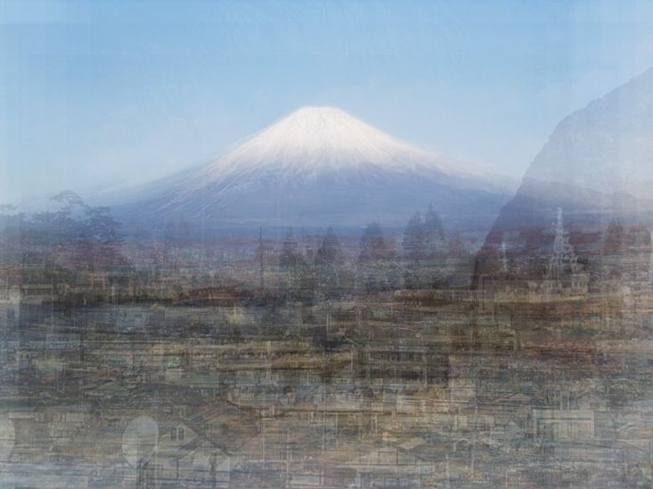 Fujisan, 2007