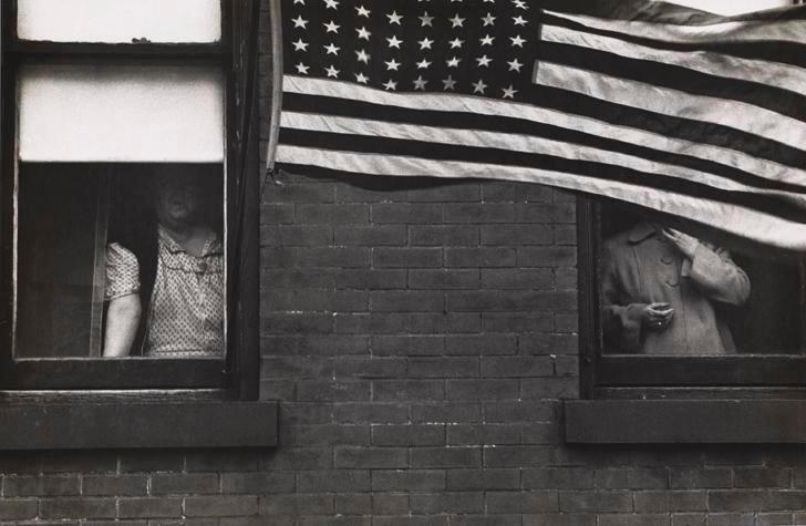 Robert Frank, Hoboken. 1955.