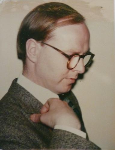 Andy Warhol. George. 1975.