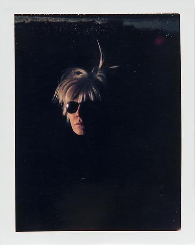 Self-Portrait in Fright Wig.
