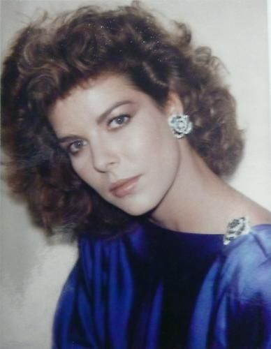 Andy Warhol. Princess Caroline of Monaco. 1983.