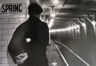 Costa Manos. New York City. 1961.