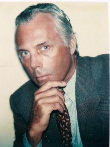 Andy Warhol. Giorgio Armani.