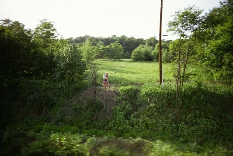 Paul Fusco, Untitled from the RFK Train