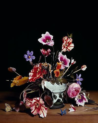Scheltens and Abbenes. Bouquet. 2008. 48 x 40 inch Enduraflex print.
