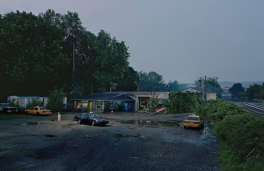 Gregory Crewdson, 	Untitled (Dispatch), 2007