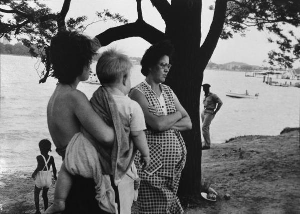 Robert Frank. Belle Isle. Detroit, 1955.
