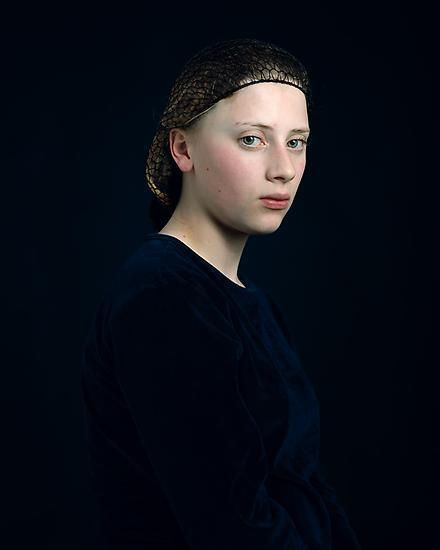 Hendrik Kerstens, Hairnet, 2000