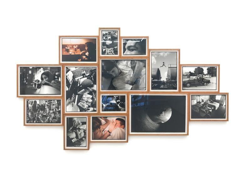 """""""Time Margins"""" image cluster."""