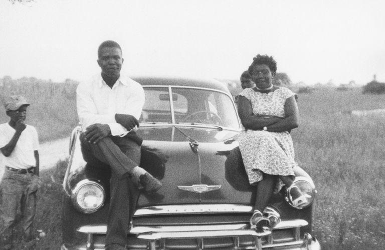 Robert Frank, Beaufort, South Carolina, 1955