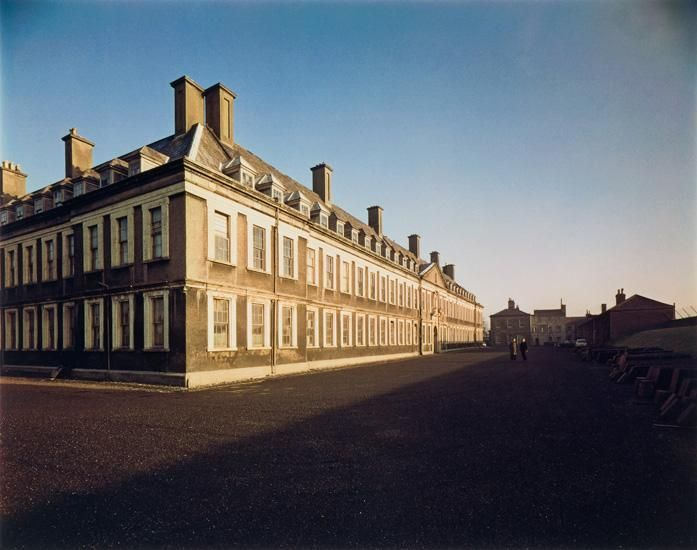 Royal Hospital, Kilmainham, Dublin, 1966