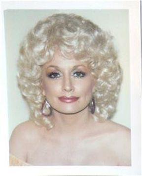 Andy Warhol, 	Dolly Parton