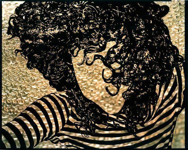 Jowhara AlSaud. Golden, 2009.