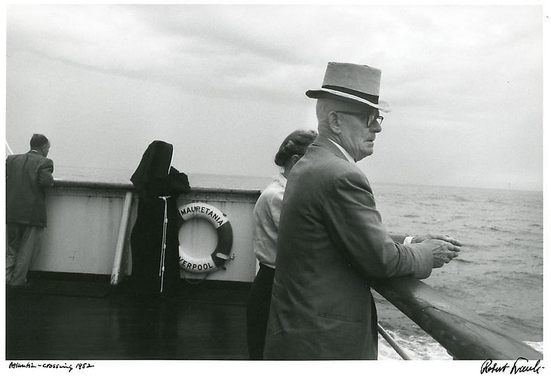 Atlantic Crossing. 1952.