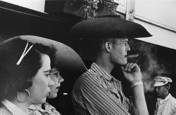 Robert Frank. Rodeo, Detroit. 1952.