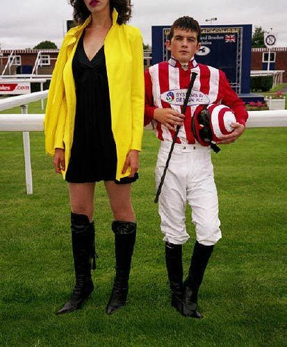 Jockeys (Yellow Coat), 2004
