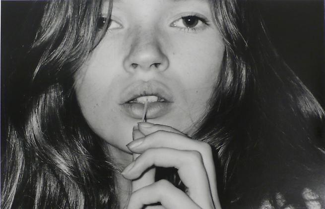 Gene Lemuel. Kate Moss. 1988.