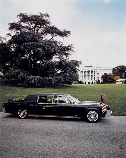 The President's Car, Washington, 1965