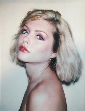 Andy Warhol. Debbie Harry. 1980.