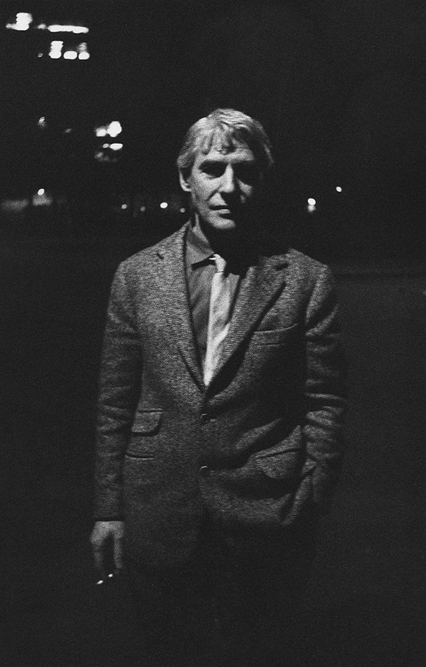 Robert Frank, De Kooning, 1962