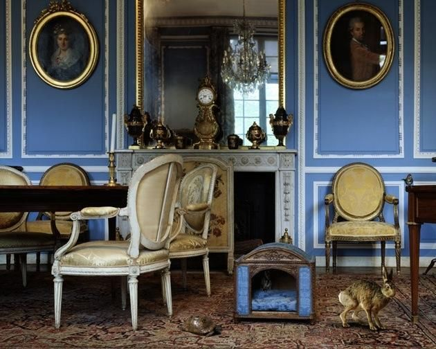 The Blue Salon  Louis XVI (4), 2006