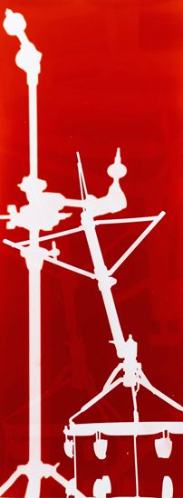Shape of Sound: Alien Drumscape VIII, 2014