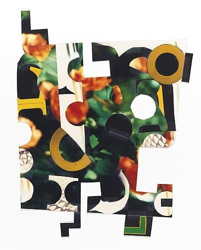 Jack Pierson. Untitled Collage (JP8)