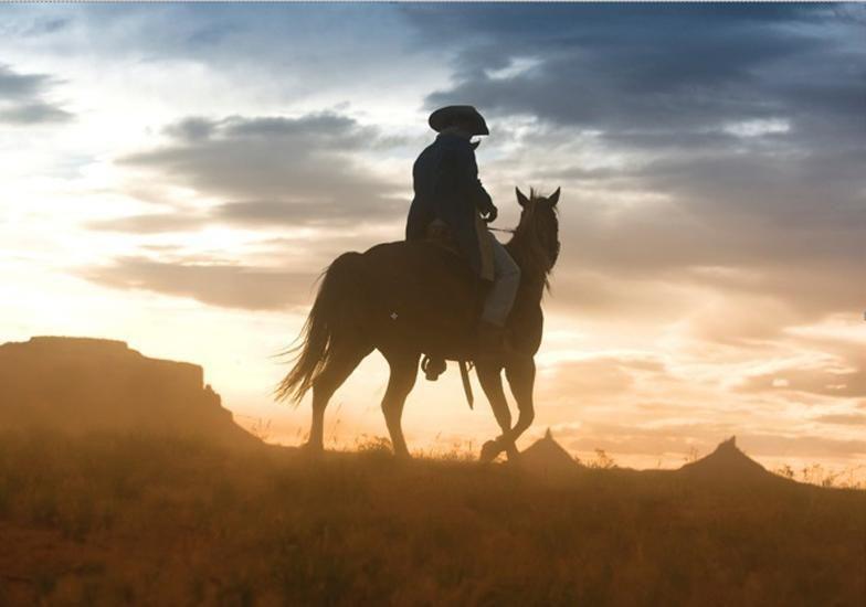 Epic Western no. 23, 2009, 40 x 60 inch c-print