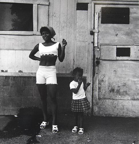 Milton Rogovin Untitled – from the Lower West Side 1969 – 1973