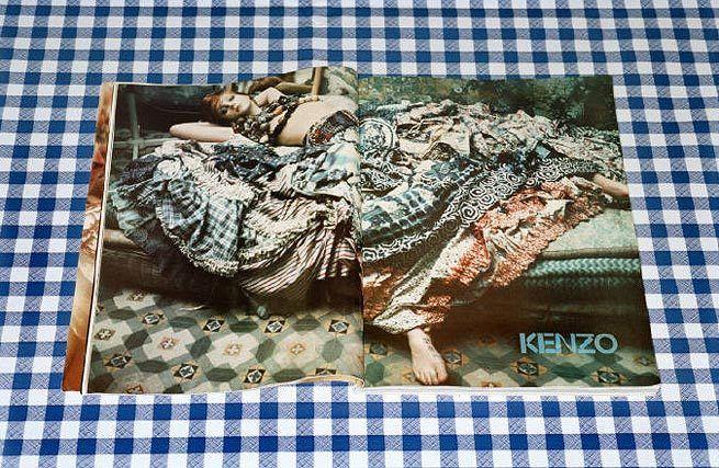 Advert (Kenzo), 2005