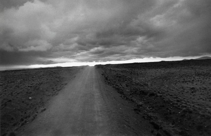 Robert Frank, Road to La Paz. 1948.