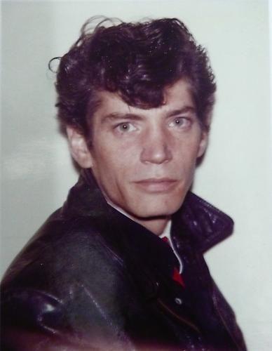 Andy Warhol. Robert Mapplethorpe. 1983.
