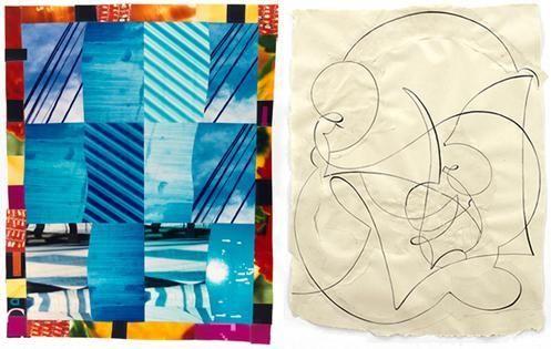Left: Jack Pierson, Untitled, 1998