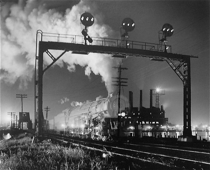 Ghost Train, 1955