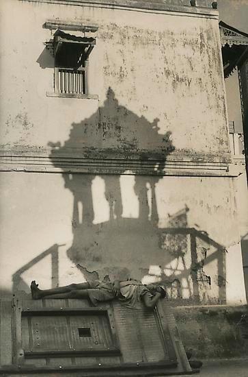 Henri Cartier-Bresson, India. 1966.