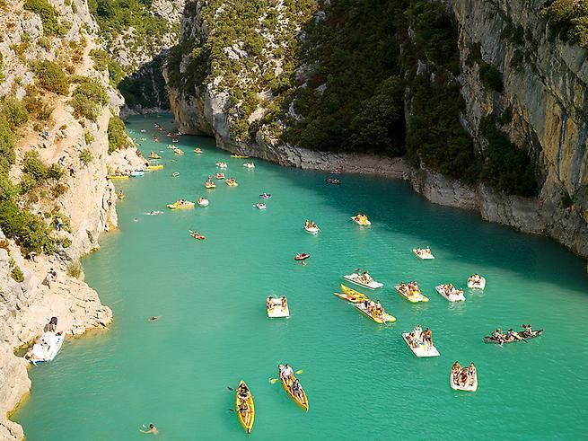 Patrick Smith. GORGES DU VERDON. 2009.