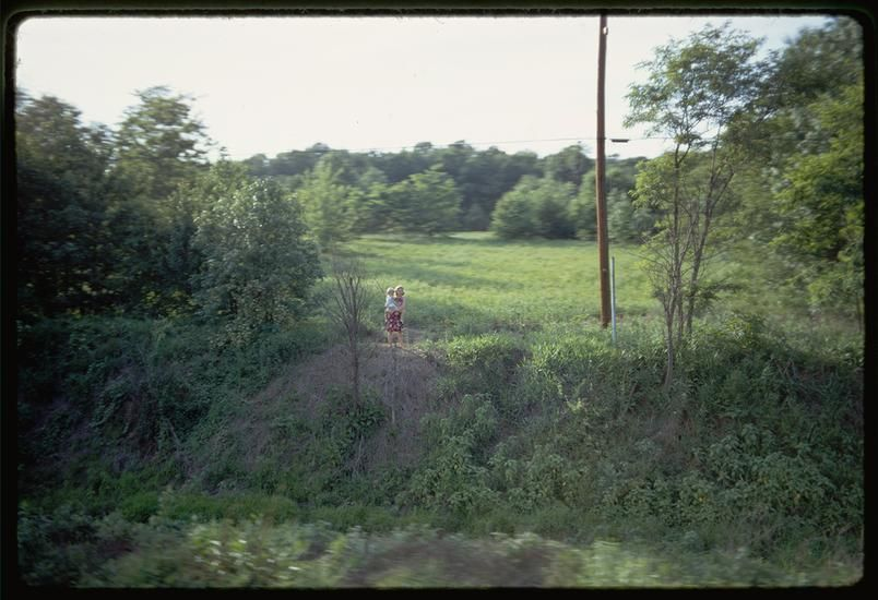 Untitled from the RFK Train