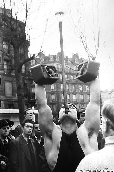Paris, 1949.