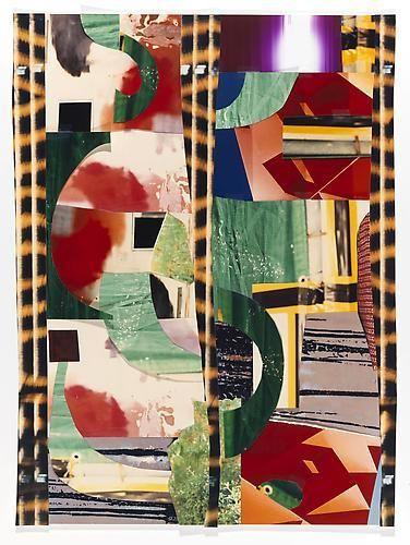 Jack Pierson. Untitled Collage (JP4)
