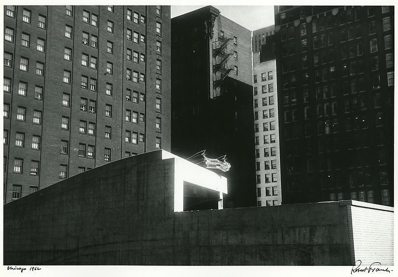 Robert Frank, Chicago, 1962